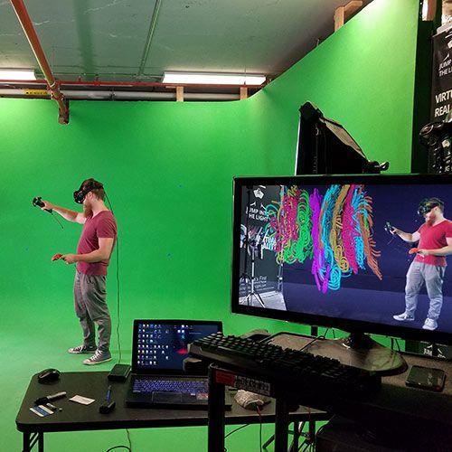 Virtual Reality Cinema Amp Playlab America S First Vr Cinema