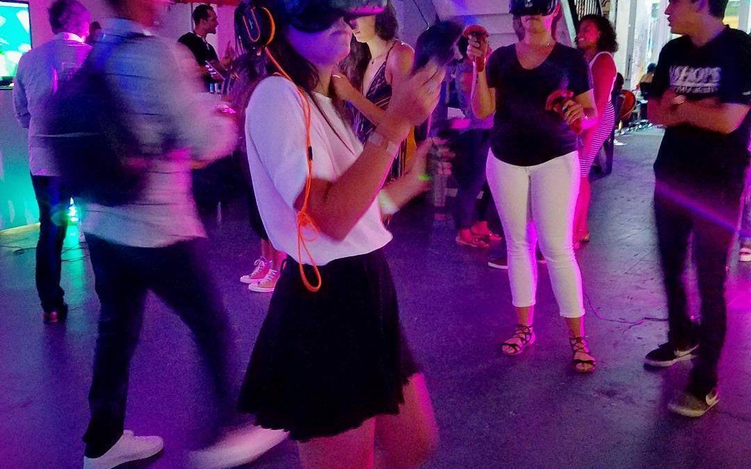 Looking for something fun to do today? How about going on a vr journey and shoot…